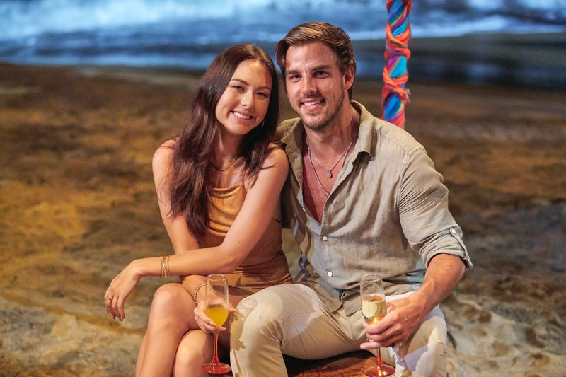 Why Abigail Heringer and Noah Erb broke up during the season finale of Bachelor in Paradise. Photo c...