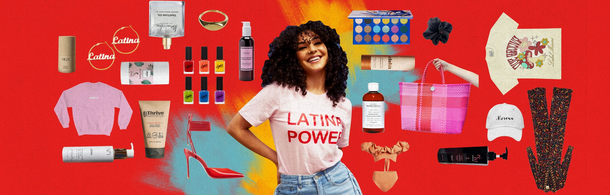 Here are 21 latinx owned fashion and beauty brands to support beyond Latinx Heritage Month.
