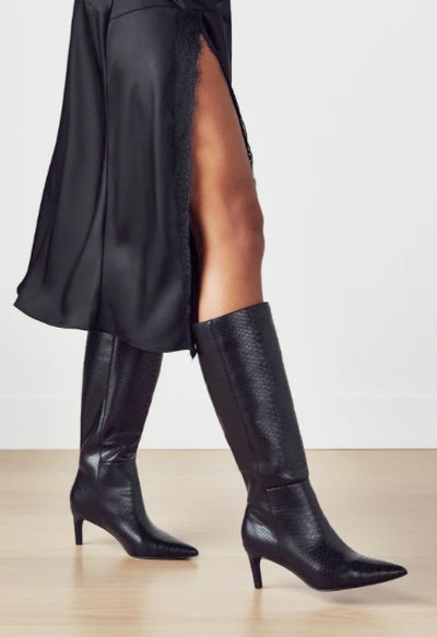 Ally Tall Stiletto Boot