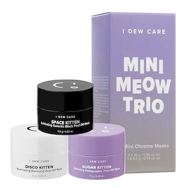 DEW CARE Mini Meow Trio