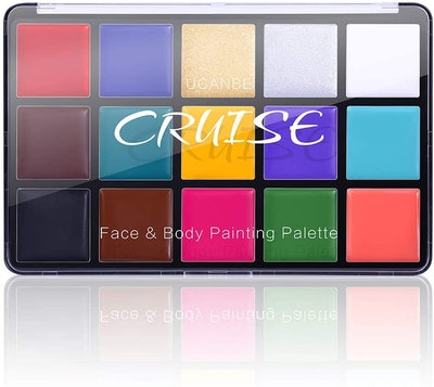 Charmcode Face & Body Painting Palette