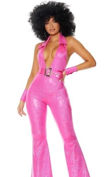 Foxy Lady Disco Costume