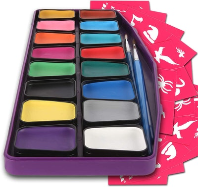 Colorful Art Co. Face Paint Kit For Kids