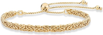 Miabella Link Chain Bracelet