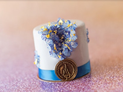 Disney World's 50th anniversary's Instagram-worthy food and drink includes a cake inspired by Cinder...