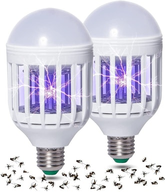 Hywean Bug Zapper Light Bulbs (2-Pack)