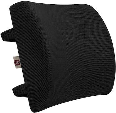 LOVEHOME Memory Foam Lumbar Support Pillow