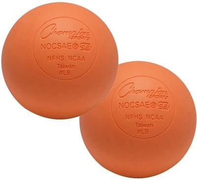 Champion Lacrosse Balls (2-Pack)