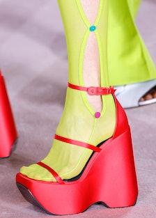 Versace Platform shoes