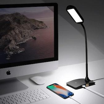 TW Lighting The IVY LED Desk Lamp