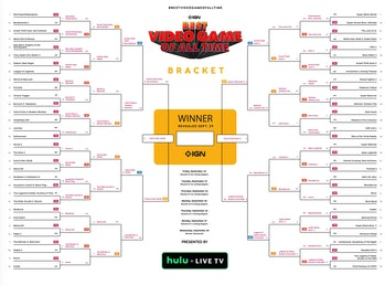 IGN's 'Greatest Game Ever' bracket