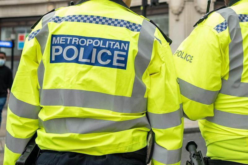 Two Metropolitan Police Officers.
