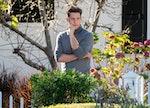 Scott Speedman plays Matthew Engler in 'You' Season 3.