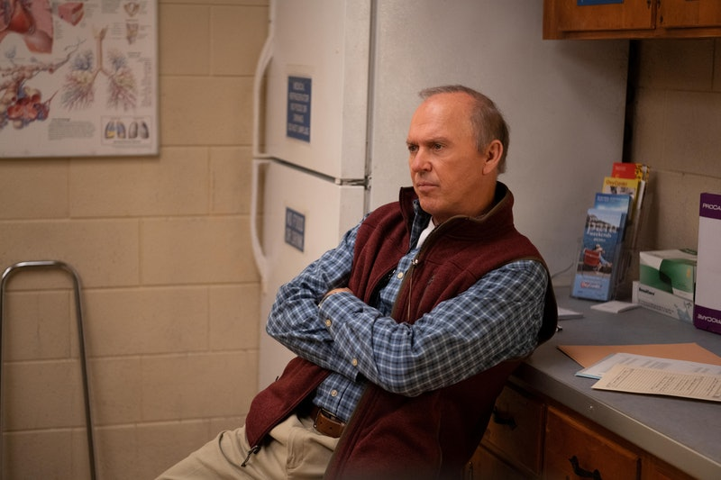 Michael Keaton as Dr. Sam Finnix on 'Dopesick'.