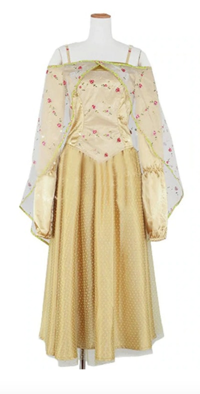 New Queen Padme Naberrie Amidala Dress + Headwear Cosplay Costume