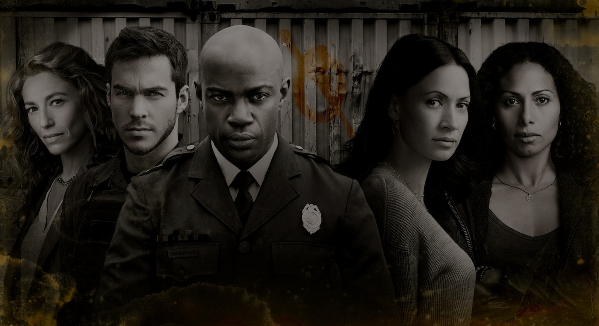 screenshot from Containment TV show season 1 on Netflix