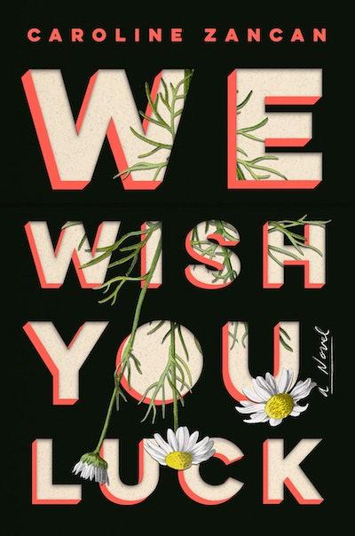 'We Wish You Luck' by Caroline Zancan