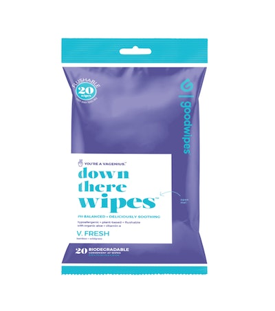 Down There Wipes for Gals - V. Fresh - 20 CT Travel Pack