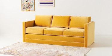 Carroll Contrast Piping Sofa