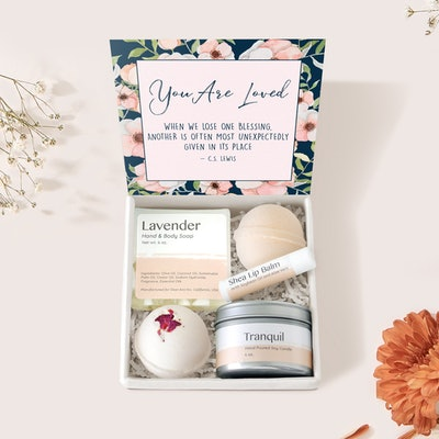 Miscarriage Spa Gift Box