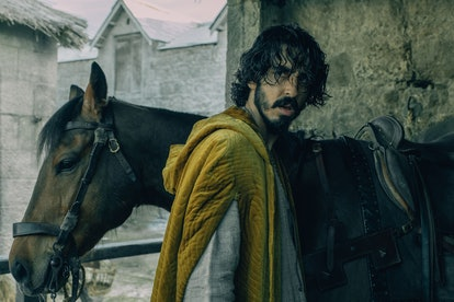 Dev Patel as Sir Gawain in 'The Green Knight' (2021). Photo courtesy of A24.