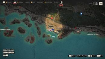 far cry 6 a rising tide location