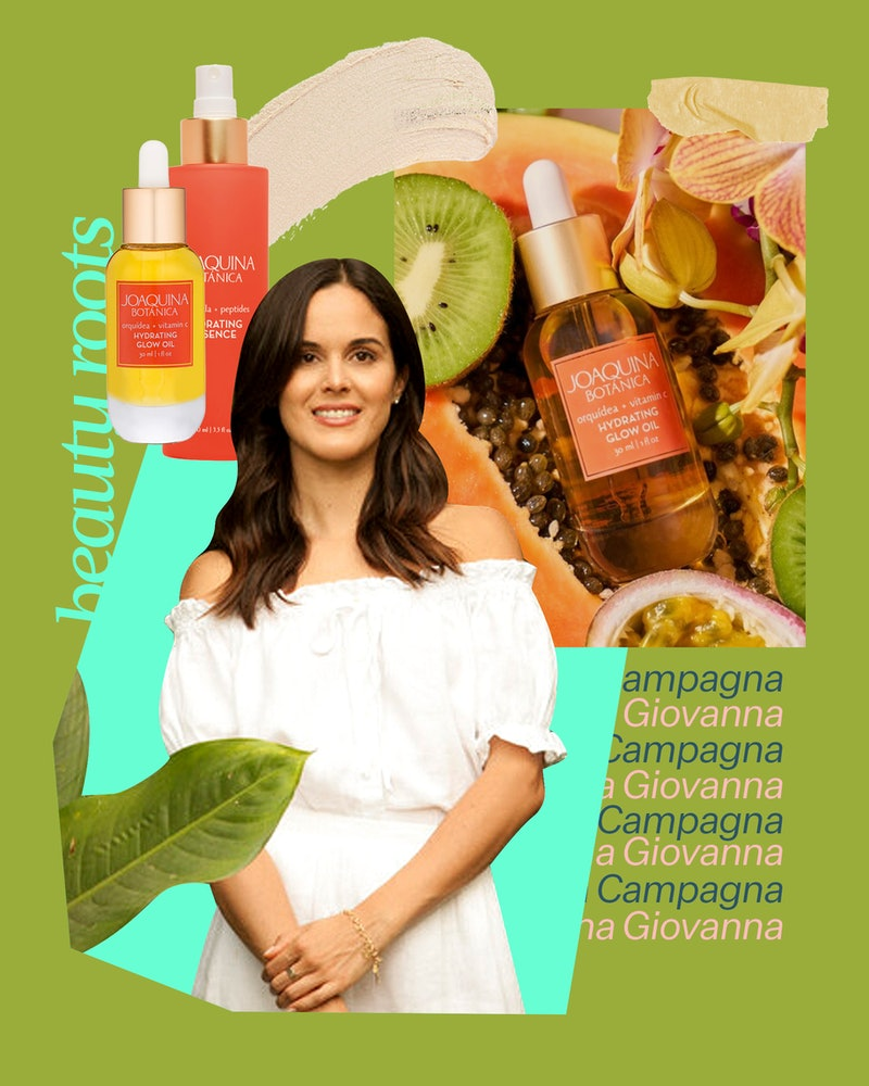 Meet Giovanna Campagna of Joaquina Botanica, a Latinx-founded skin care brand.