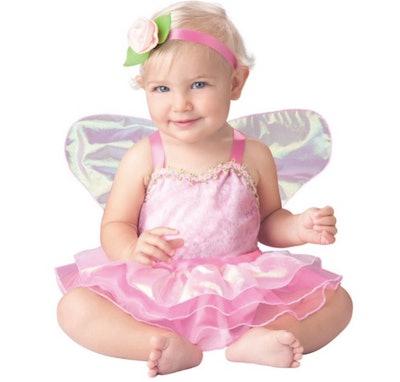 Baby pixie costume