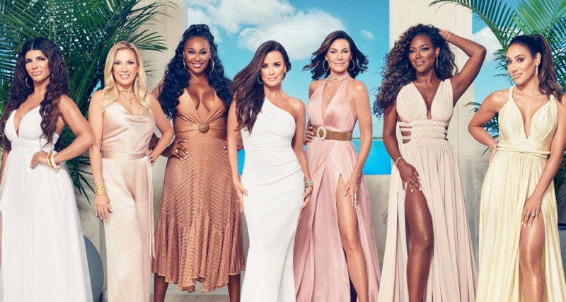 Everything to know about Peacock's 'The Real Housewives Ultimate Girls Trip.' Photo via Peacock