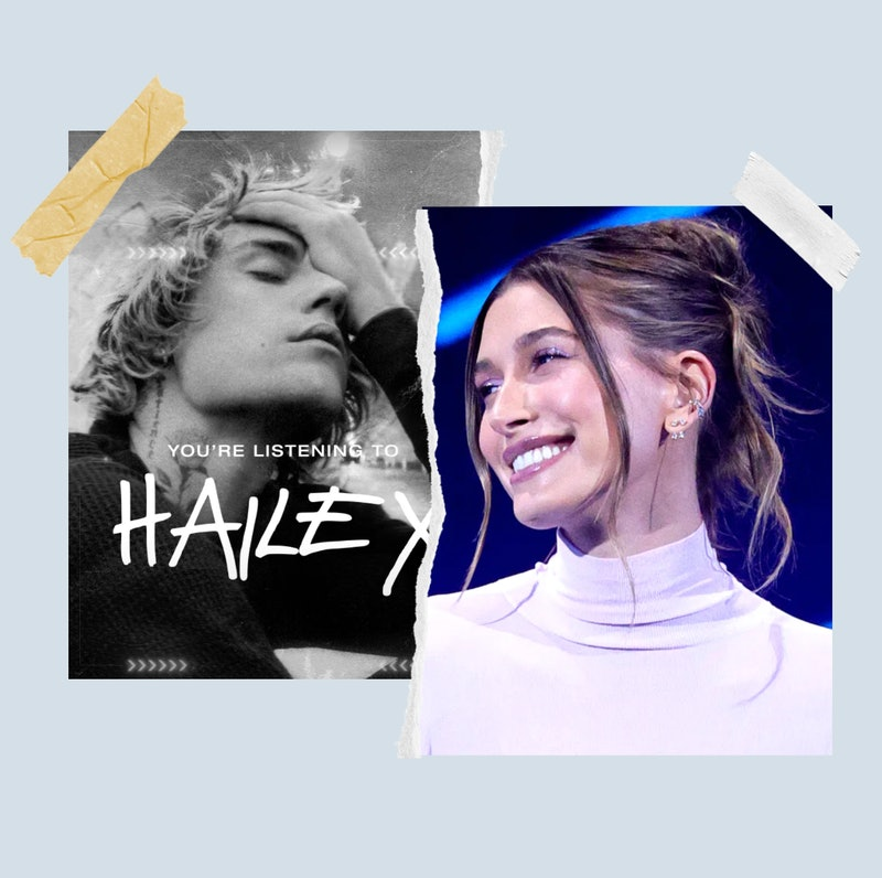 """Justin Bieber's song """"Hailey"""" is a love letter to his wife Hailey (Baldwin) Bieber."""