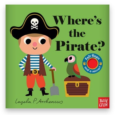Cover art for ' Where's the Pirate?'