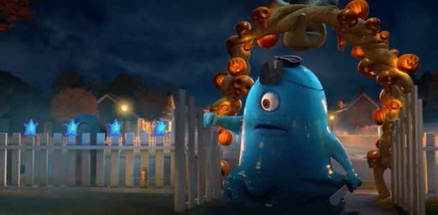 'Monsters vs. Aliens' is a movie that is highlighted in 'Spooky Stories 2.'