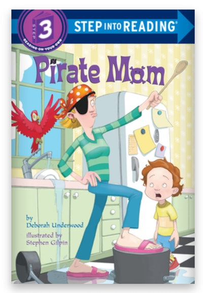 Cover art for 'Pirate Mom'