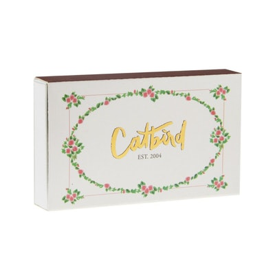 Catbird Souvenir Matches