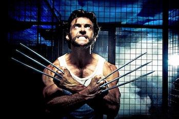 Actor Hugh Jackman — here shown portraying Wolverine in the X-Men film series.