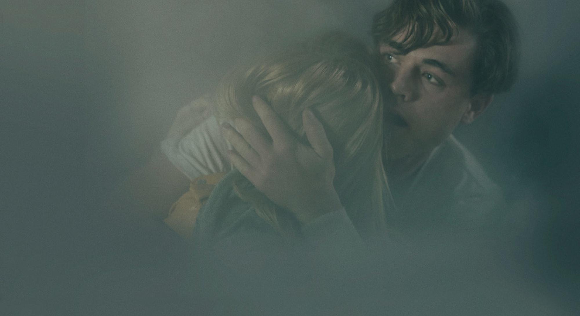 screenshot from The Mist TV show Season 1 on Netflix