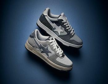 Stadium Goods x BAPE sneaker collaboration