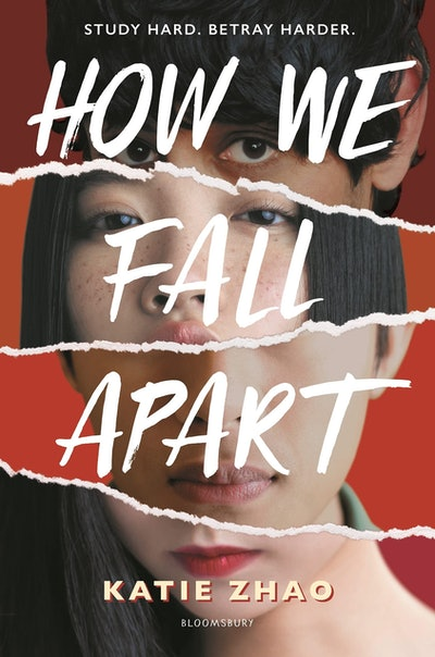 'How We Fall Apart' by Katie Zhao