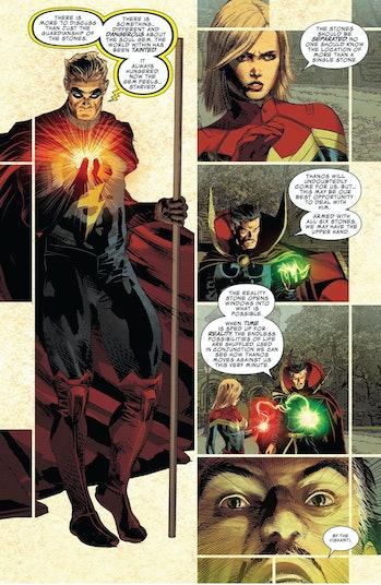 Avengers Adam Warlock Infinity Wars