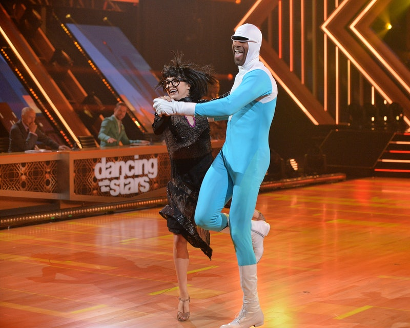 Matt James played Frozone for Disney Heroes Night on 'Dancing with the Stars' Season 30.