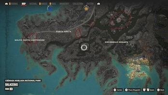far cry 6 mythical animal location venodiente map