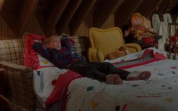 'Home Alone' 1990 movie