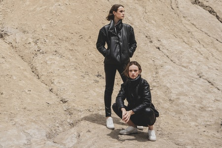 Dauntless fall leather jacket collection