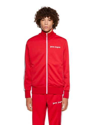 Red Track Jacket