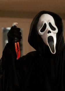 Ghostface from Scream
