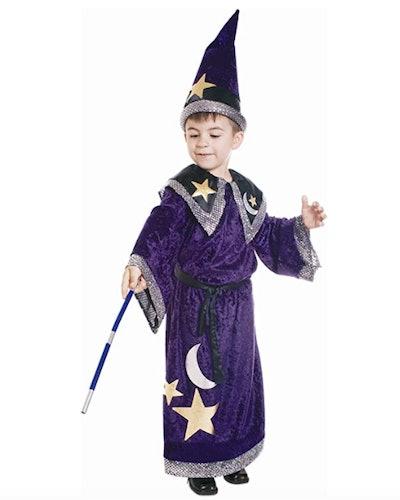 Kid warlock costume