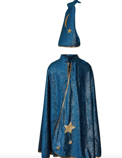 A wizard costume for kids
