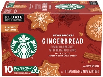 Starbucks' Holiday 2021 at-home products include new and returning favorites.