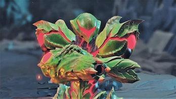 Metroid Dread Metroid Suit