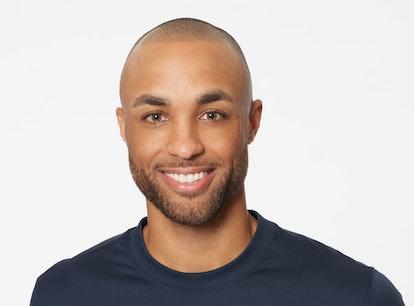 Joe Coleman is a contestant in Season 18 of 'The Bachelorette.'